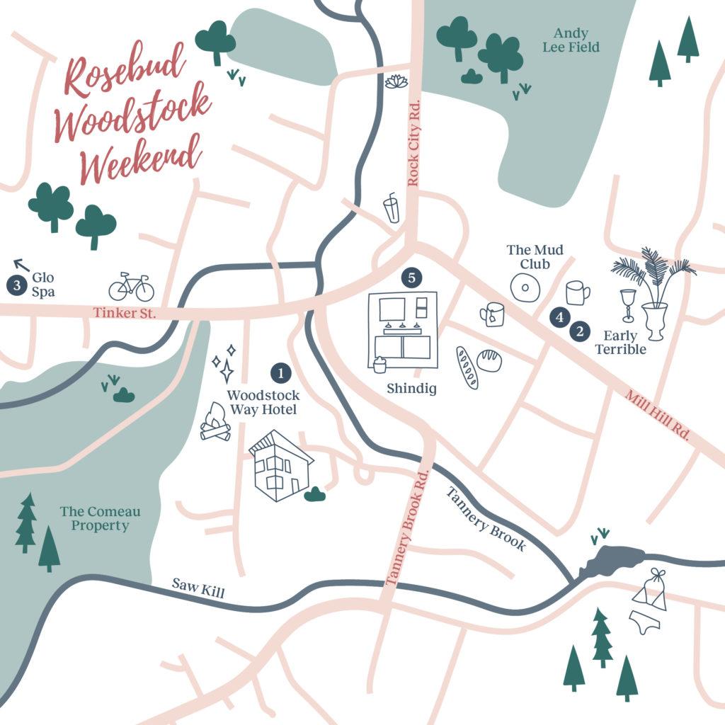 A CBD Lovers Guide To Woodstock New York | Rosebud CBD