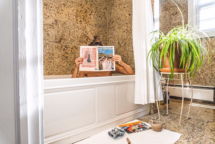 Level-Up Your Next Bath with a CBD Bath Soak