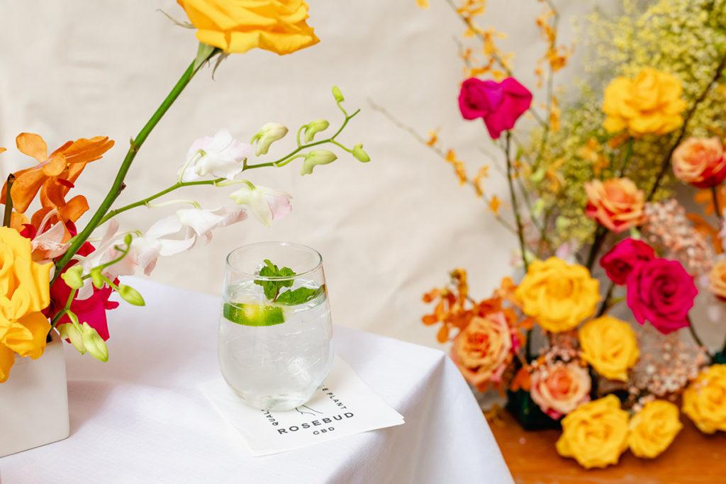 Rosebud Mixology:  4 CBD Mocktails To Try At Home