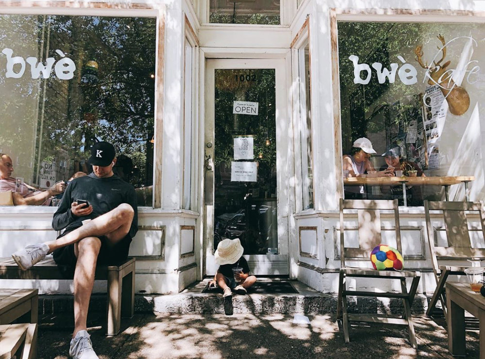 Check On Your Friends:  Rosebud's Catch Up with Dale Ryan of Bwè Kafe